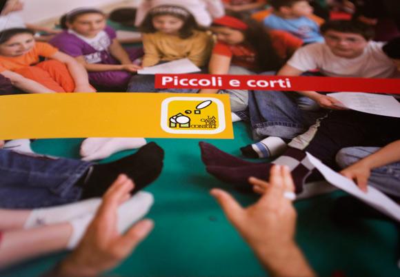 Immagine di Piccoli e corti