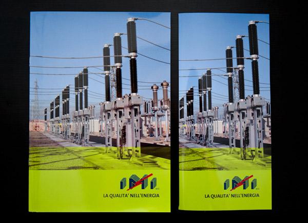 Immagine di Brochure e pieghevoli IMI