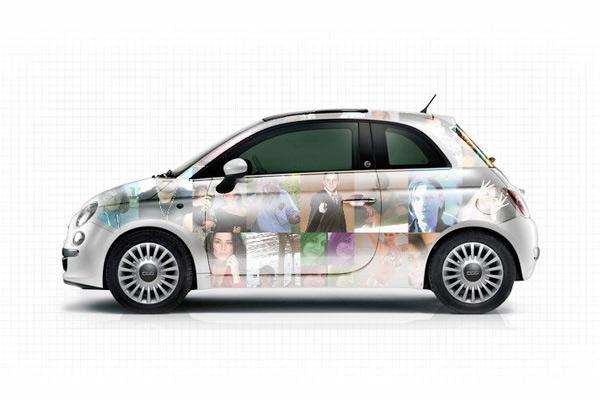 Immagine di Fiat 500 Millesima