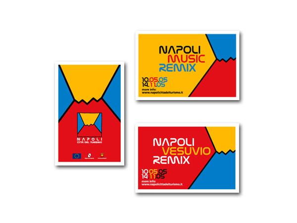 Cartoline promozionali.